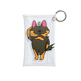 ニコニコ Mini Clear Multipurpose Case