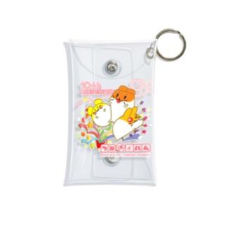つみきハム10周年記念 Mini Clear Multipurpose Case