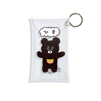 ひまのかたまり ひま太郎 01 Mini Clear Multipurpose Case