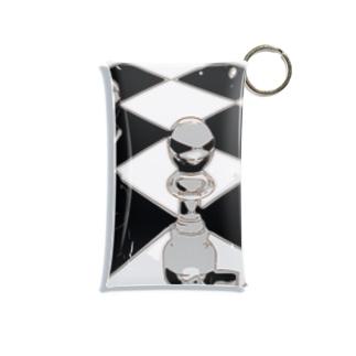 チェス モノトーン Mini Clear Multipurpose Case