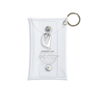 URAMESHIYA  Mini Clear Multipurpose Case