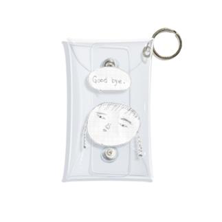 トメコ Mini Clear Multipurpose Case