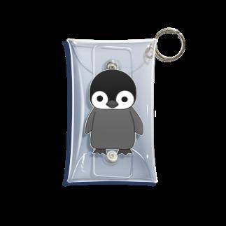 まるまるあにまるズの皇帝ペンちゃん Mini Clear Multipurpose Case
