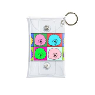 12ビション Mini Clear Multipurpose Case