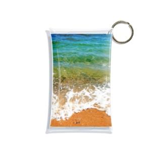 瀬戸内の海 Mini Clear Multipurpose Case