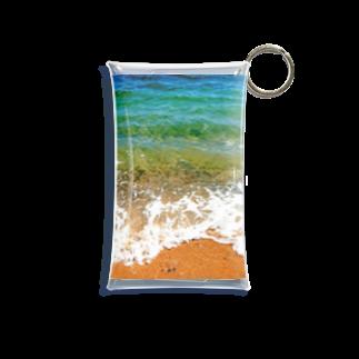 ちるまの店の瀬戸内の海 Mini Clear Multipurpose Case