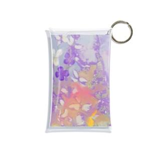 日本画 撫子 Mini Clear Multipurpose Case