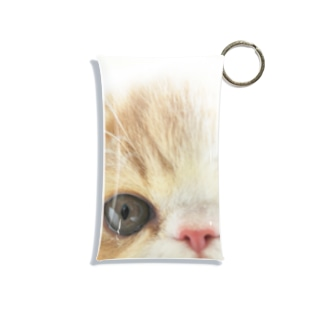photo-tkのBaby ちまきくん Mini Clear Multipurpose Case