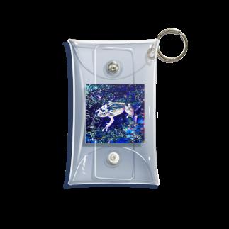 Fantastic FrogのFantastic Frog -Cosmos Version- Mini Clear Multipurpose Case