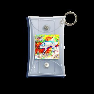 Fantastic FrogのFantastic Frog -Daydream Version- Mini Clear Multipurpose Case