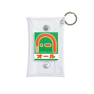 コンビニエンスストア・オール Mini Clear Multipurpose Case