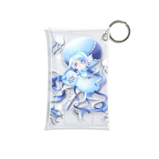 【プカコ】 Mini Clear Multipurpose Case