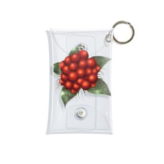 キイチゴモドキ Mini Clear Multipurpose Case