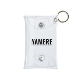 YAMERE Mini Clear Multipurpose Case