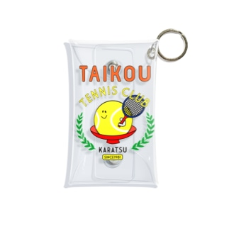 taikou Mini Clear Multipurpose Case