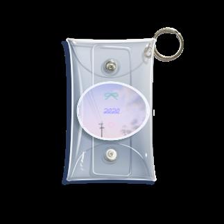 -ˏˋ 𝙢 𝙖 🦢 ´ˎ-のときめき2020 Mini Clear Multipurpose Case