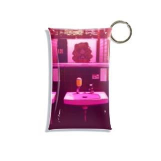 洗面台 Mini Clear Multipurpose Case