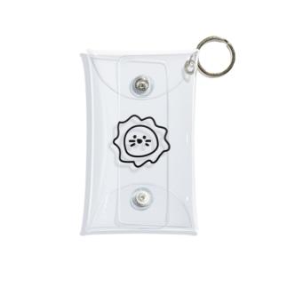 らいおん Mini Clear Multipurpose Case