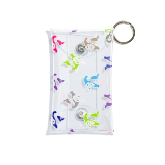 PANDA LAUREN Mini Clear Multipurpose Case