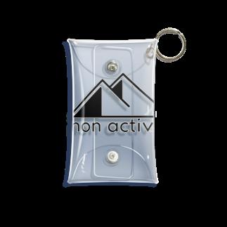 non activeのnon  active Mini Clear Multipurpose Case