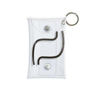 胃 Mini Clear Multipurpose Case