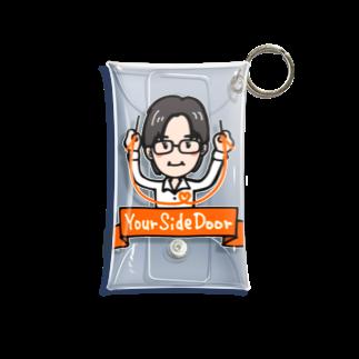 万枚ちゃんのYour Side Door Mini Clear Multipurpose Case