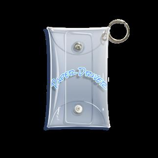 ちるまの店のペーパードライバー専用 Mini Clear Multipurpose Case
