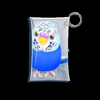 Lily bird(о´∀`о)のうるうるジャンボ① Mini Clear Multipurpose Case