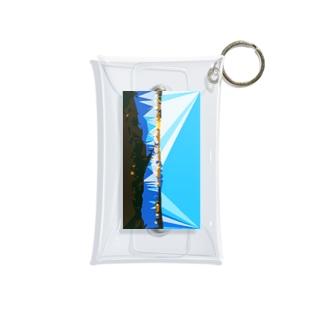 鳥海 Mini Clear Multipurpose Case