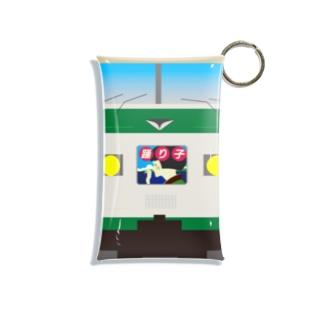 踊り子 Mini Clear Multipurpose Case