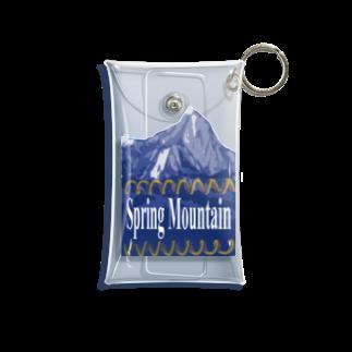 Danke Shoot CoffeeのSpring Mountain Mini Clear Multipurpose Case