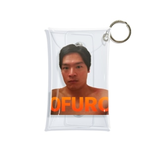 OFURO feat 幸太郎 Mini Clear Multipurpose Case