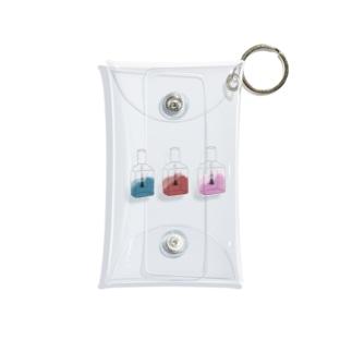 マニキュア Mini Clear Multipurpose Case