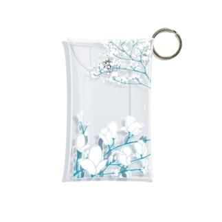 白木蓮 Mini Clear Multipurpose Case