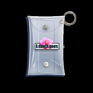 giga商店のa dance goes hibiscus2 Mini Clear Multipurpose Case