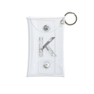 madorizu room-K 【間取り図】 Mini Clear Multipurpose Case