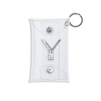 madorizu room-Y 【間取り図】 Mini Clear Multipurpose Case