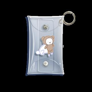 boccoのさもえどプッチー Mini Clear Multipurpose Case