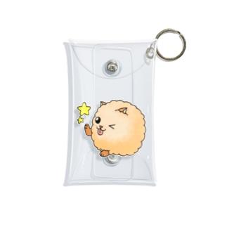 ヤン丸 Mini Clear Multipurpose Case