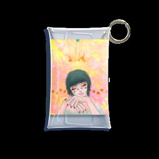 采-aya-の甘い夢を見たの Mini Clear Multipurpose Case