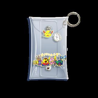 東風孝広のパックンマン Mini Clear Multipurpose Case