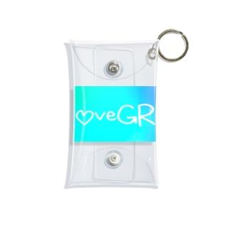 #LoveGReen 01 Mini Clear Multipurpose Case