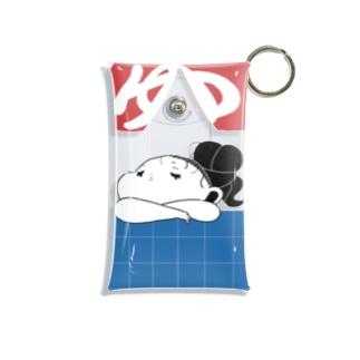 銭湯・ほっこり Mini Clear Multipurpose Case
