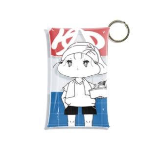 銭湯・すっきり Mini Clear Multipurpose Case
