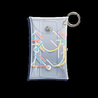 ssmijiの感覚 Mini Clear Multipurpose Case