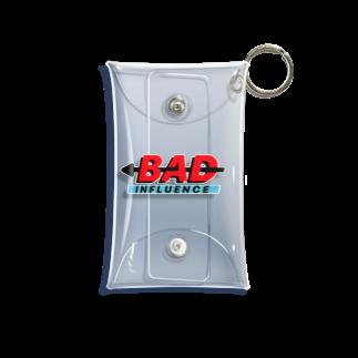 bad_influenceのBADINFLUENCE Mini Clear Multipurpose Case