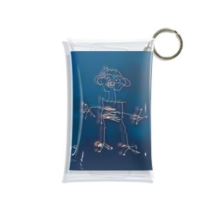 hug goods Mini Clear Multipurpose Case