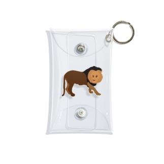 ライオン Mini Clear Multipurpose Case