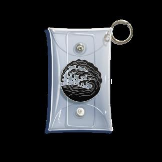 giga商店のなっみ Mini Clear Multipurpose Case