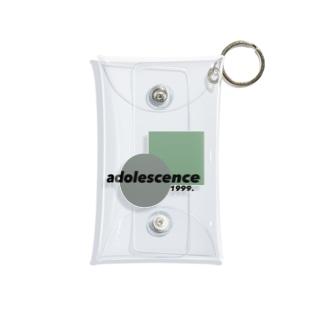 青年期 Mini Clear Multipurpose Case